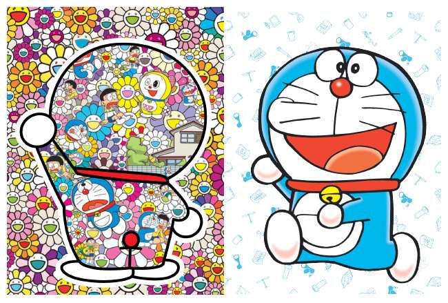 Shop the new Doraemon x Takashi Murakami Collection