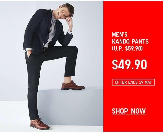 Shop Men's Kando Pants