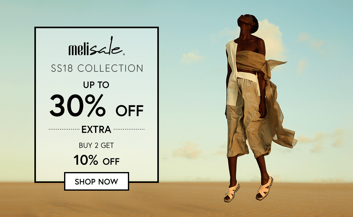 melissa up to 30% off