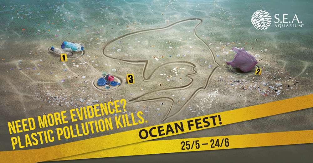 "Ocean Fest at SEA Aquariumâ""¢"