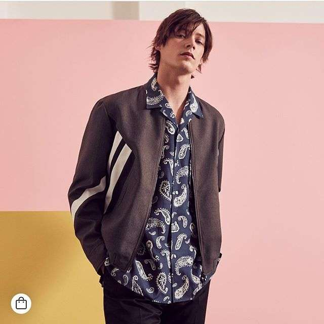 WOOYOUNGMI PARIS SS18Photo featuring our shirt at @coggles  #wooyoungmi #paris #ss18