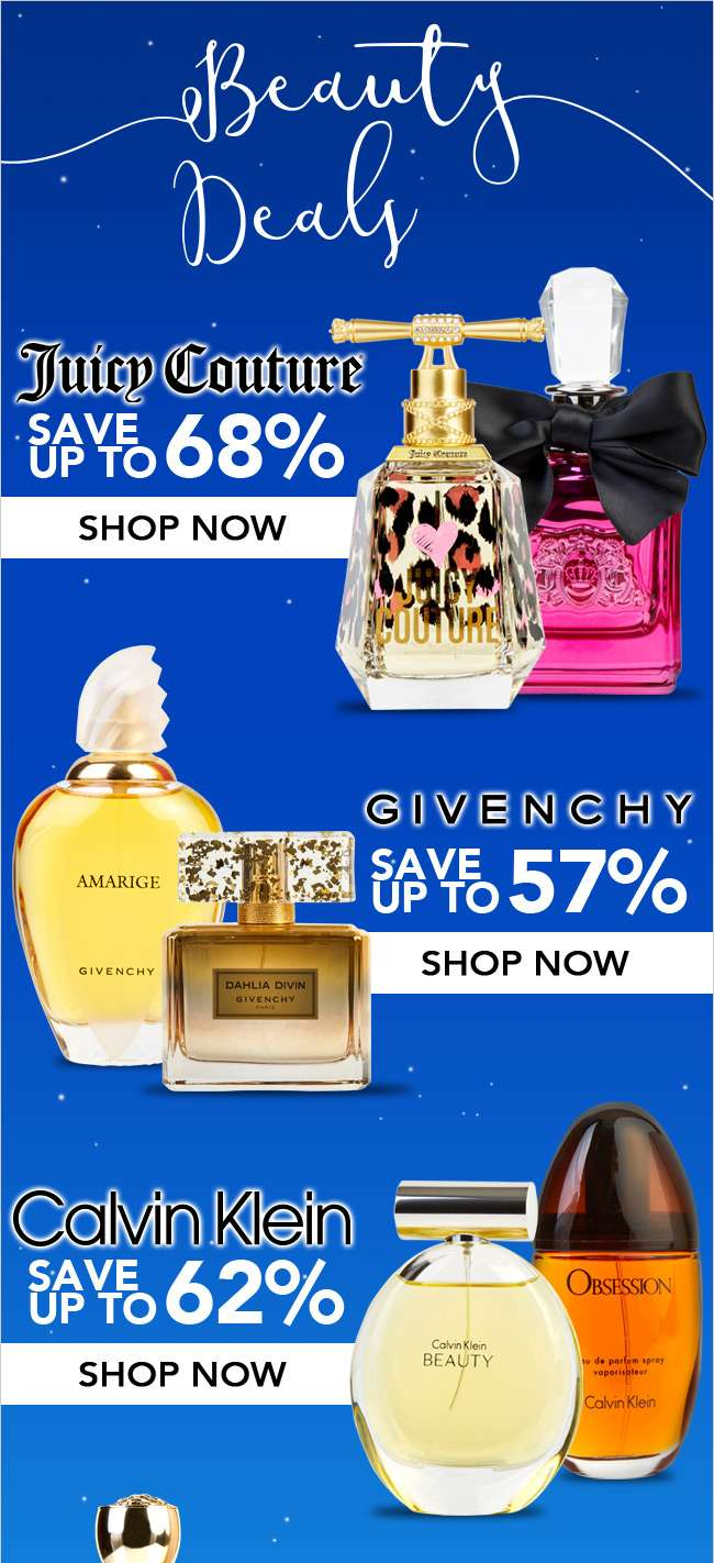 [tonight] Beauty Bargains up to 80% off!