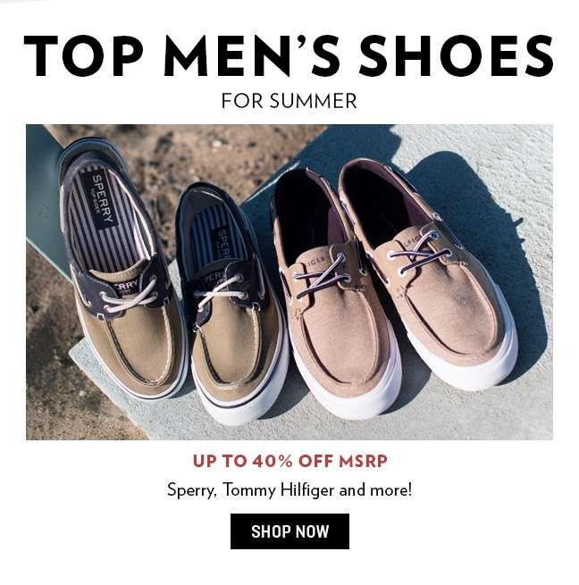 Men's Fashion Footwear
