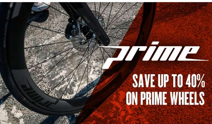 Save up to 40% on Prime Wheels