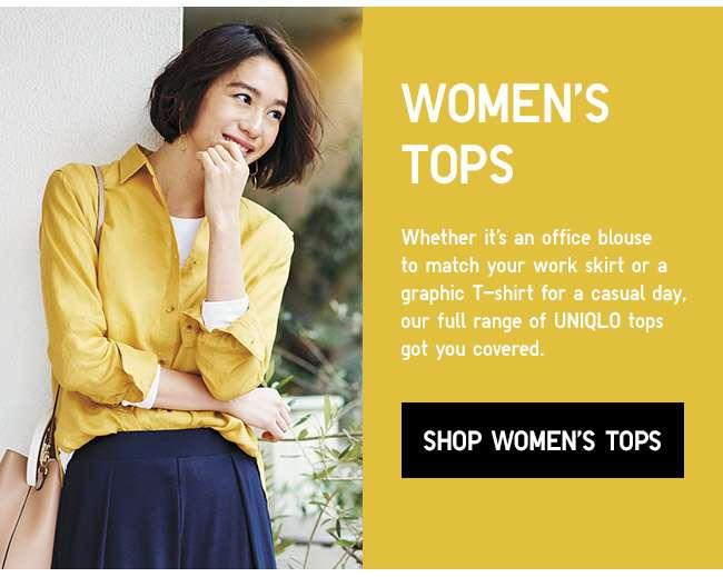 Shop all Women's Tops