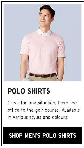 Shop Men's Polo Shirt Collection