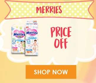 Merries- Price Off