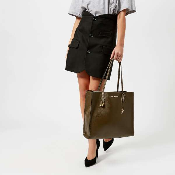 Marc Jacobs Women's The Grind Bag - Lichen