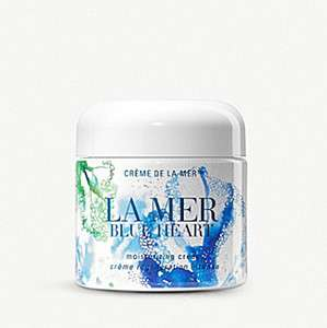 LA MER                                            Blue Heart limited-edition moisturising cream