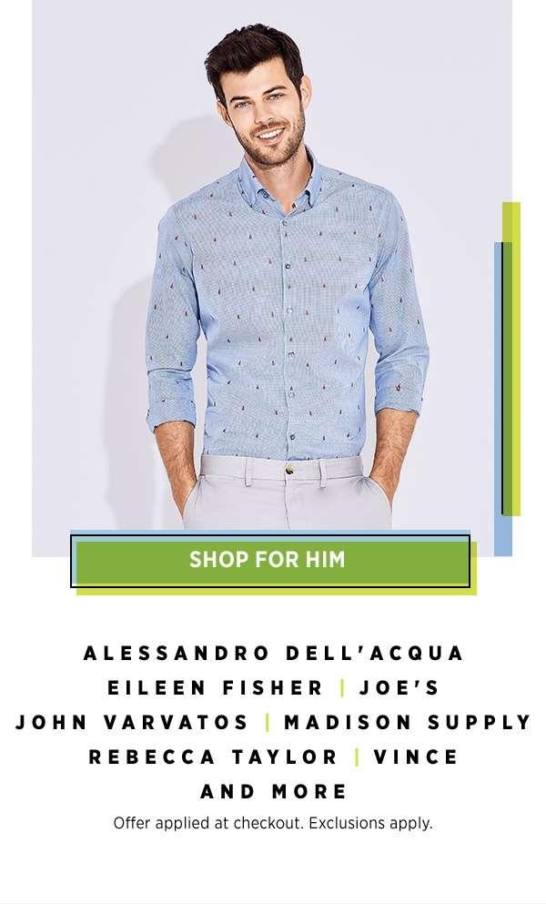 ShopFor Him