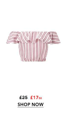 Red Striped Co-Ord