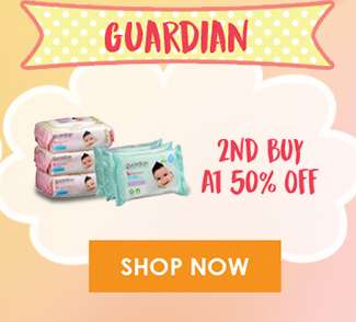 Guardian - 2nd Buy at 50% off