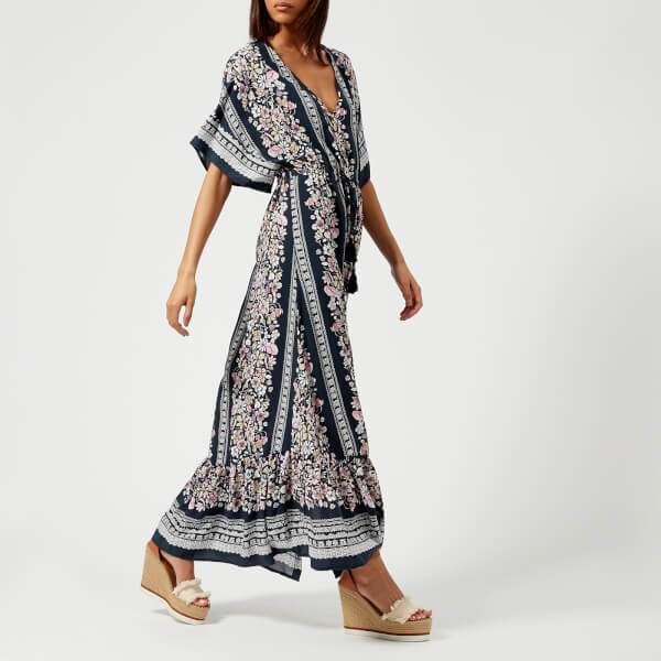 MINKPINK Women's In Bloom Maxi Dress - Multi