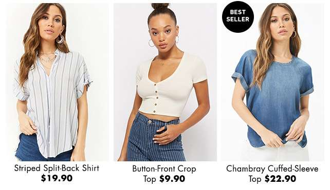 Let's Introduce you to your new summer favorites.