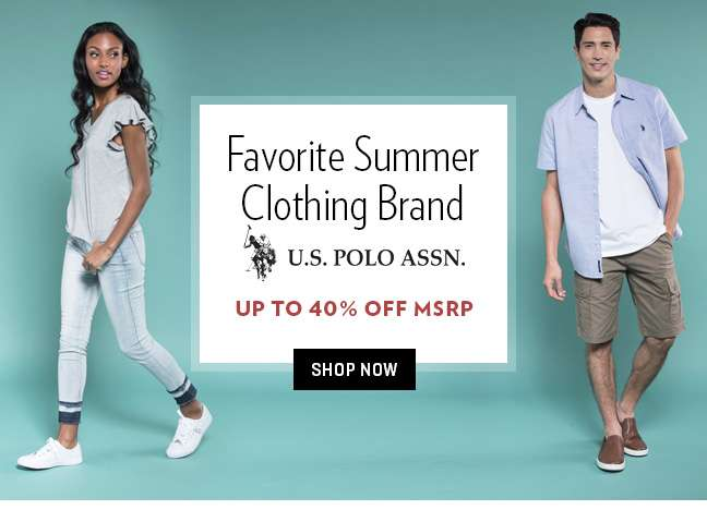 Summer Clothing Brands