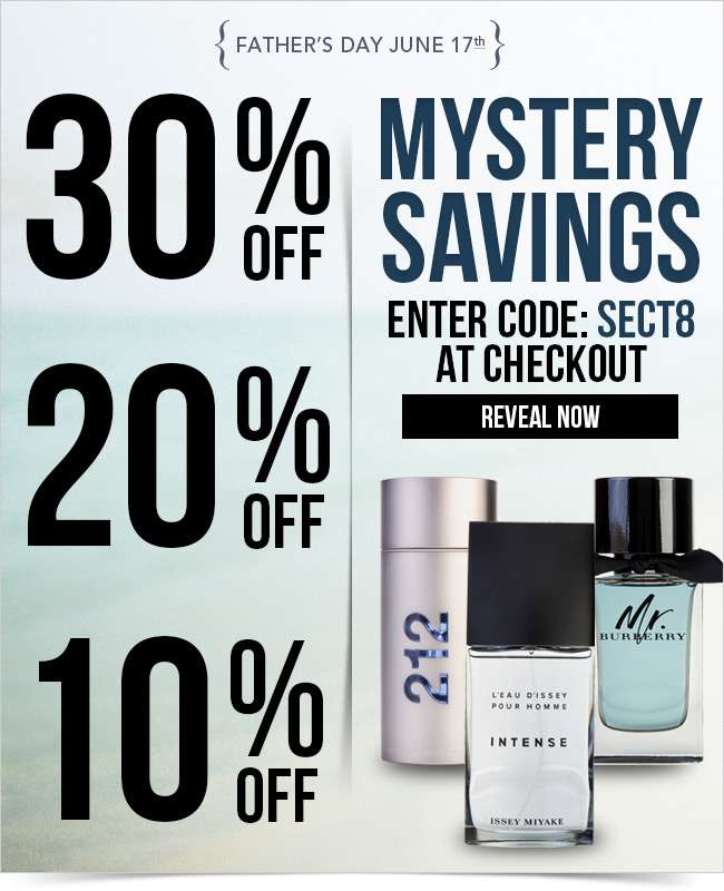 We're Having a Mystery Sale!