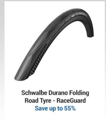 SchwalbeDurano Folding Road Tyre - RaceGuard