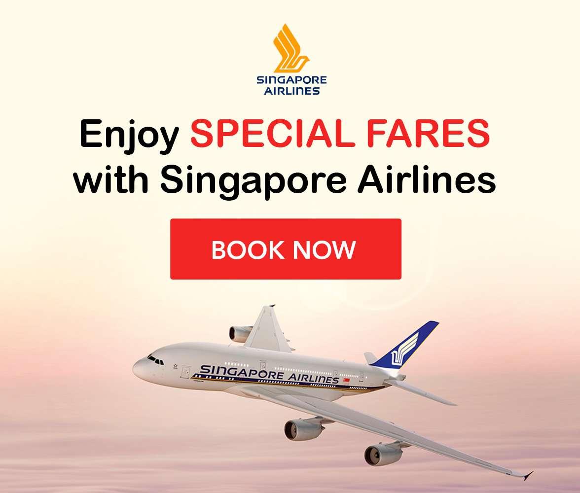 Singapore Airlines Deals
