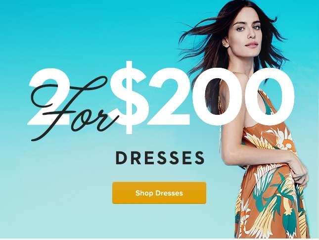 Shop Dresses