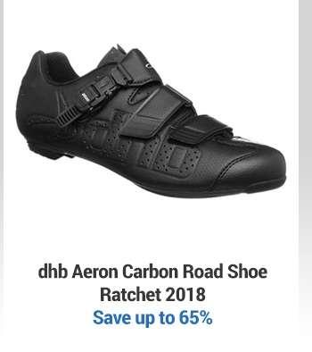 dhbAeron Carbon Road Shoe Ratchet 2018