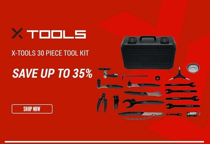 X-Tools30 Piece Tool Kit