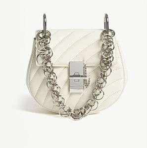CHLOE                              Drew Bijou mini quilted shoulder bag