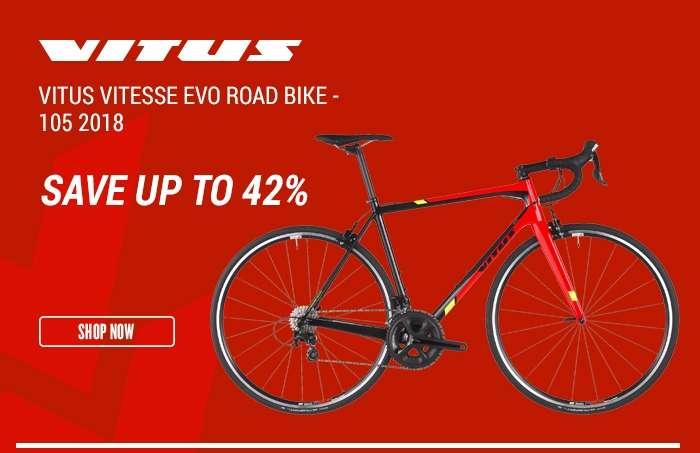 VitusVitesse Evo Road Bike - 105 2018
