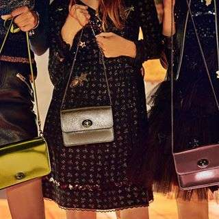 Good things come in threes. #BringOnTheJoy #NYE #CoachNY