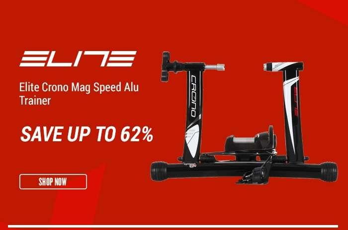 Elite Crono Mag Speed Alu Trainer
