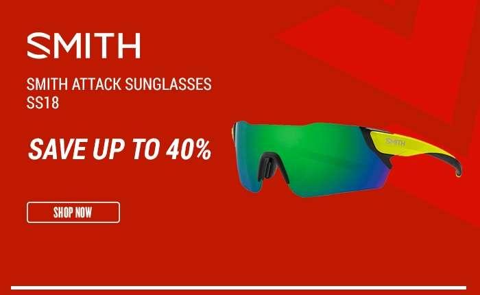 Smith Attack Sunglasses SS18