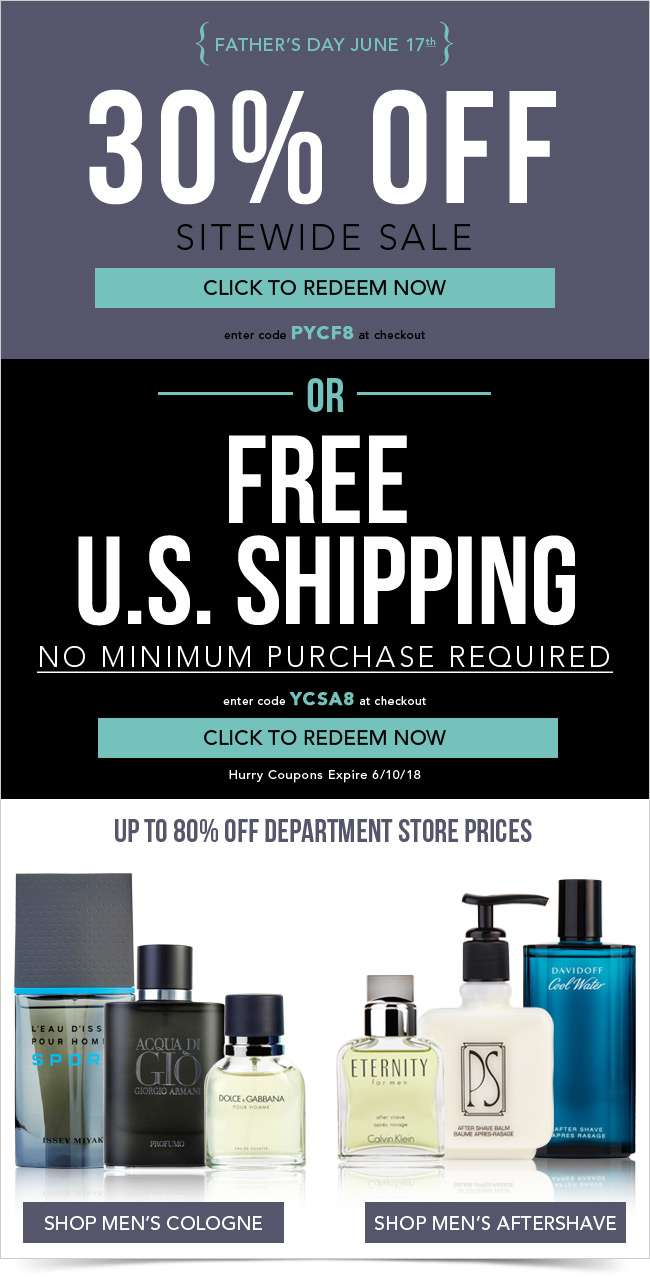 **YOU CHOOSE** 30% OFF or FREE SHIPPING!