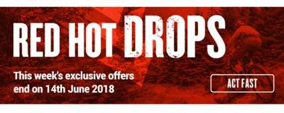 This week's exclusive offers end on 26/04/18