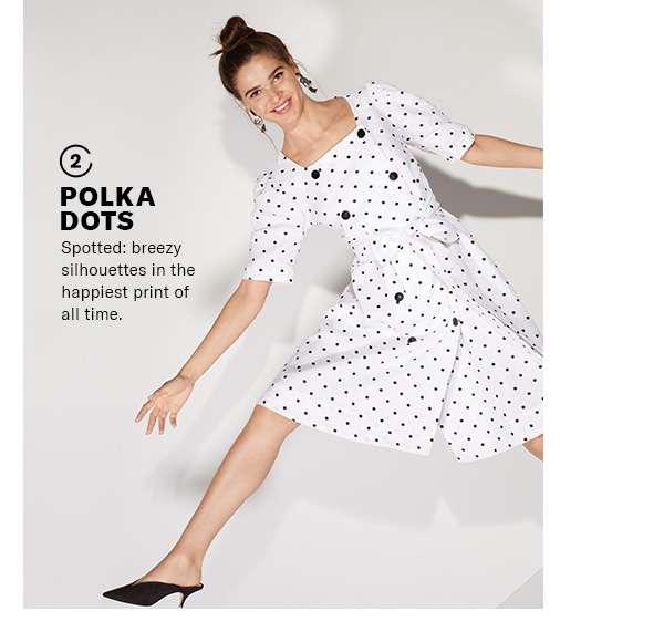 A.K.A. half-a-dozen ways to shake up your wardrobe this season.