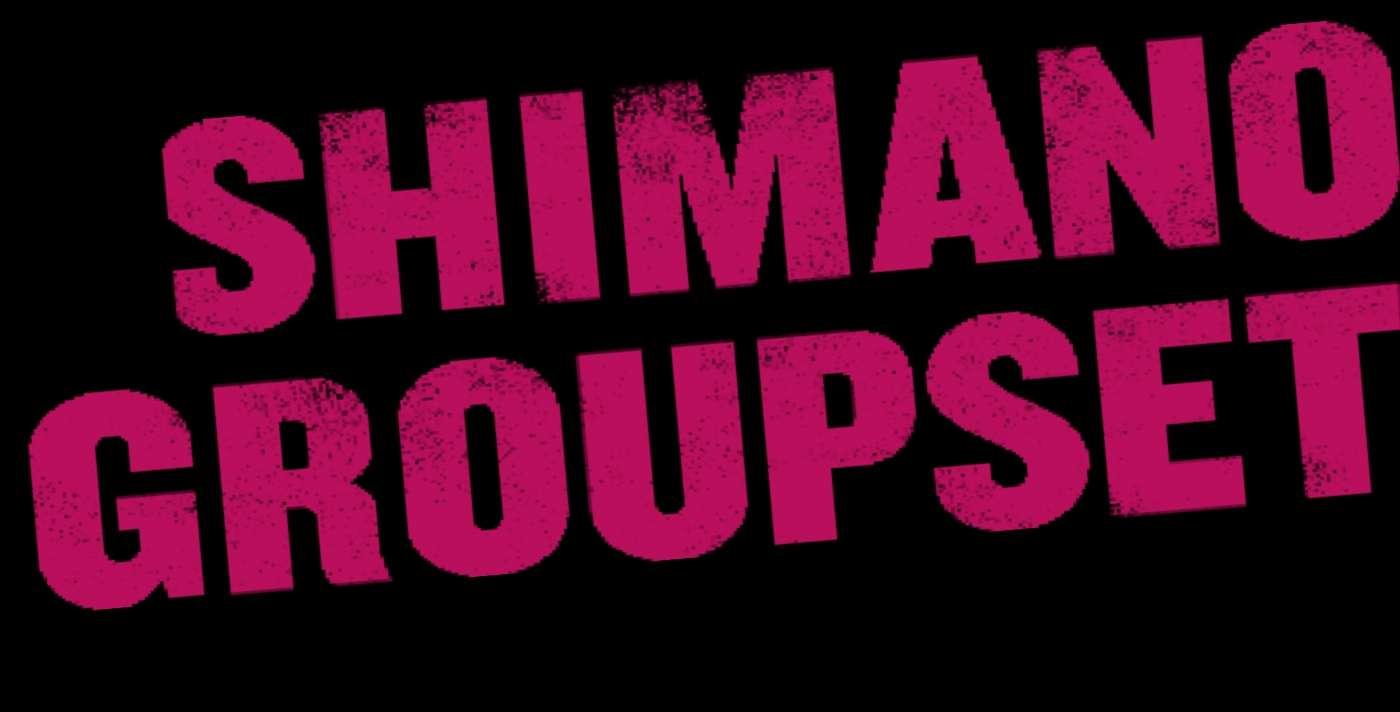 XTR groupset