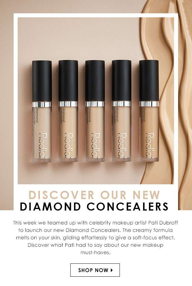 Discover Our New Diamond Concealers