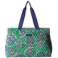 Vera Bradley: Triple Compartment Travel Bag