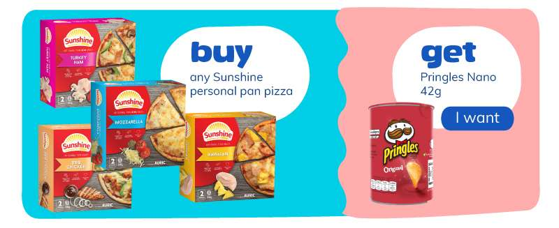 buy any personal pan pizza and get pringles