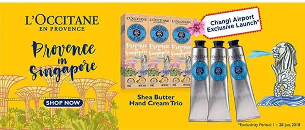 Shea Butter Hand Cream Trio SHOP NOW
