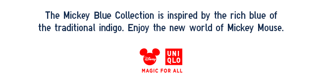 About Mickey Blue UT Collection