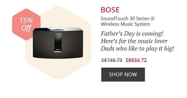 BOSE SHOP NOW