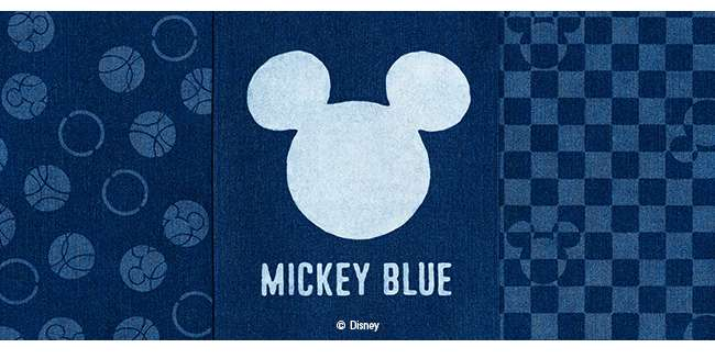 NEW! Mickey Blue UT Collection now available