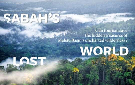 SABAH'S LOST WORLD