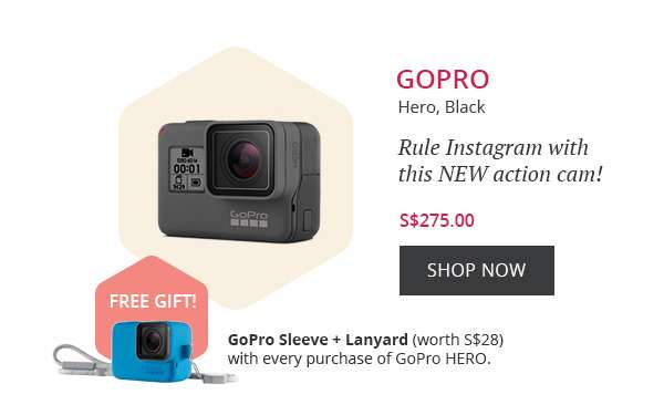 GOPRO SHOP NOW