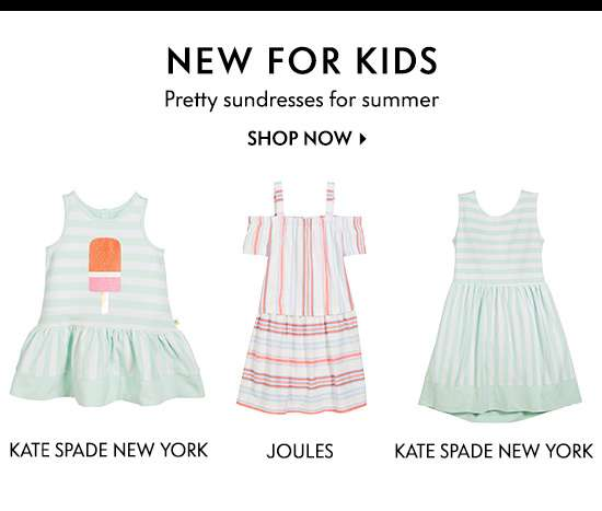 New For Kids