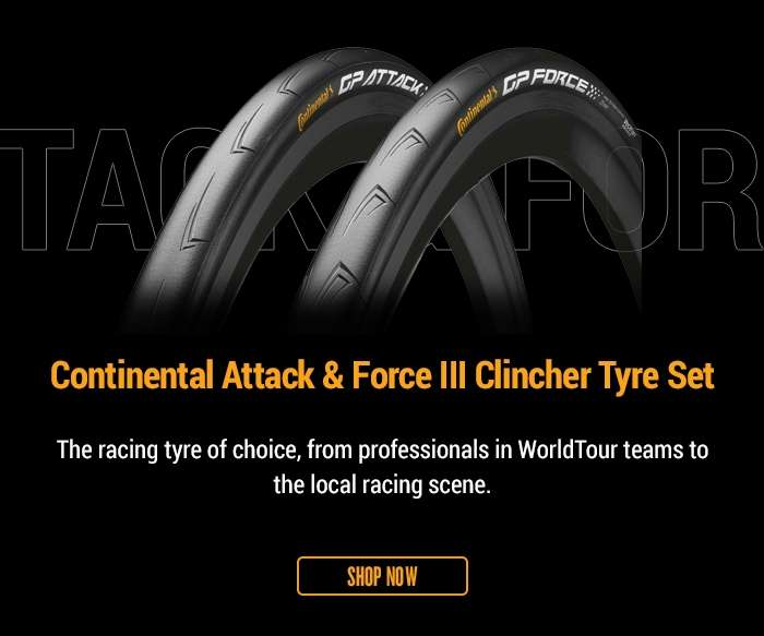 ContinentalGrand Prix Road Bike Tyre