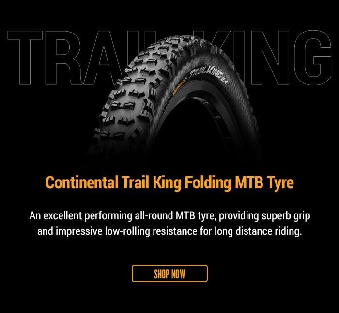 ContinentalTrail King Folding MTB Tyre