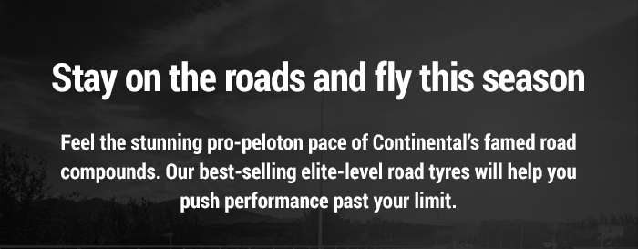 Stay on the roads and fly this season