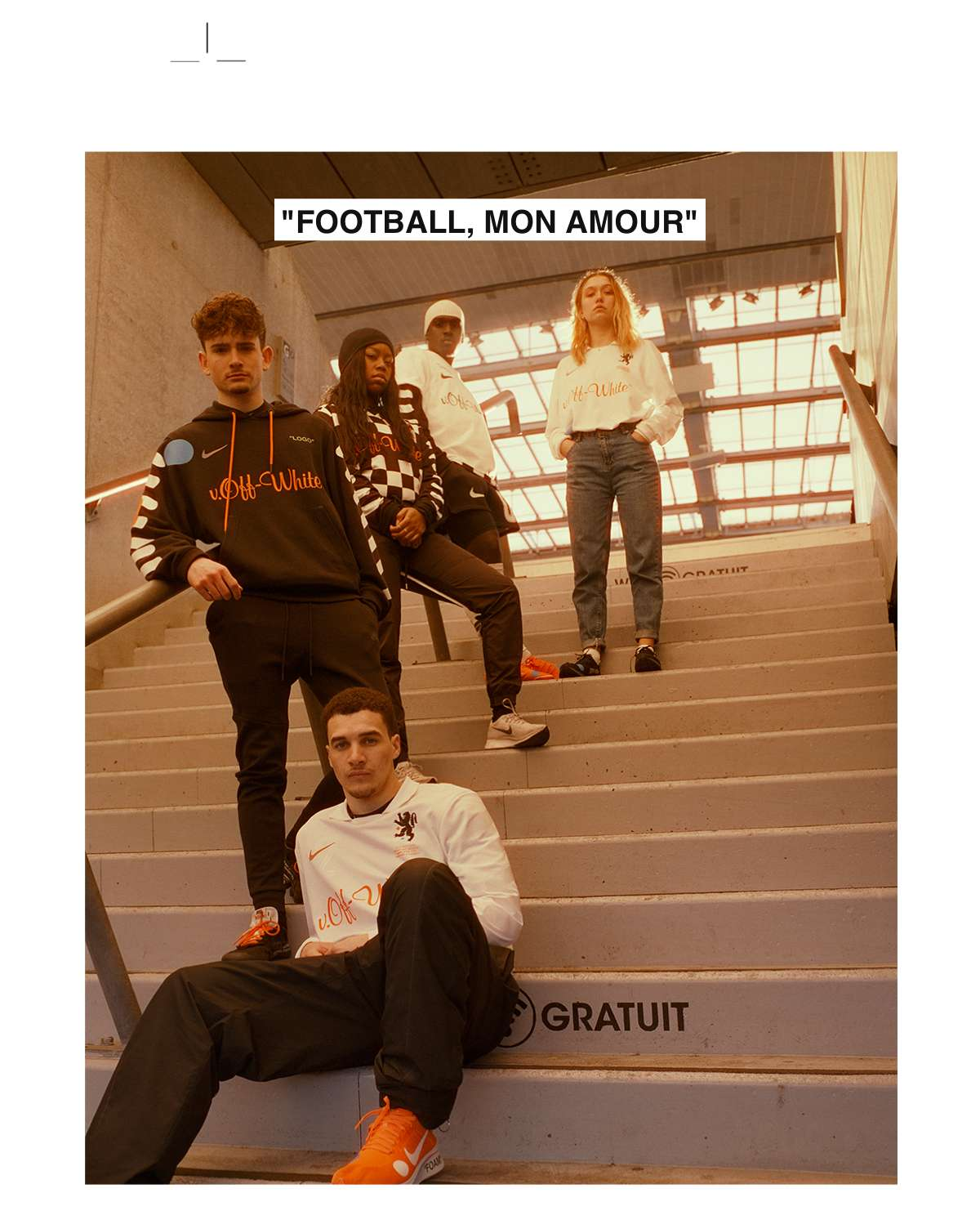 """FOOTBALL, MON AMOUR"""