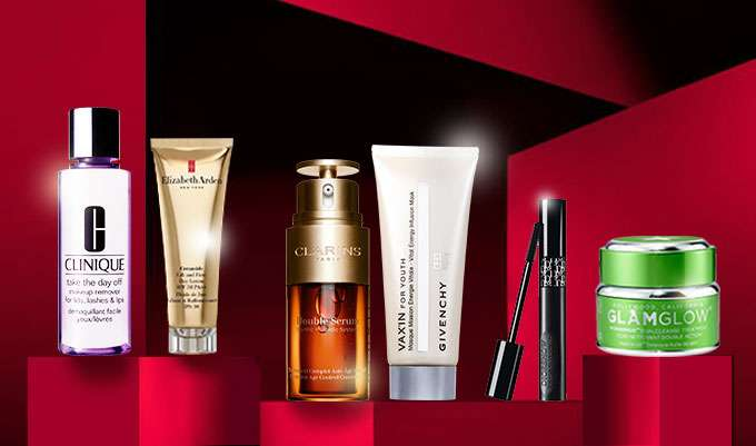 Special Purchase Up to 68% Off! Dior, Clinique, Estee Lauder, Shiseido & more! Ends 15 Jul 2018