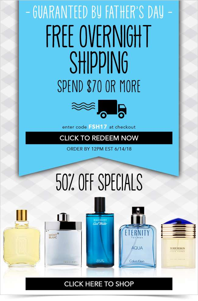 Guaranteed by Father's Day -  FREE SHIPPING ends tonight!
